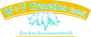 W+V Genetics GmbH Logo