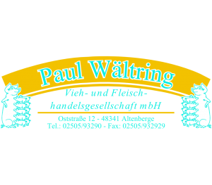 Paul Wältring GmbH freigestelltes Logo